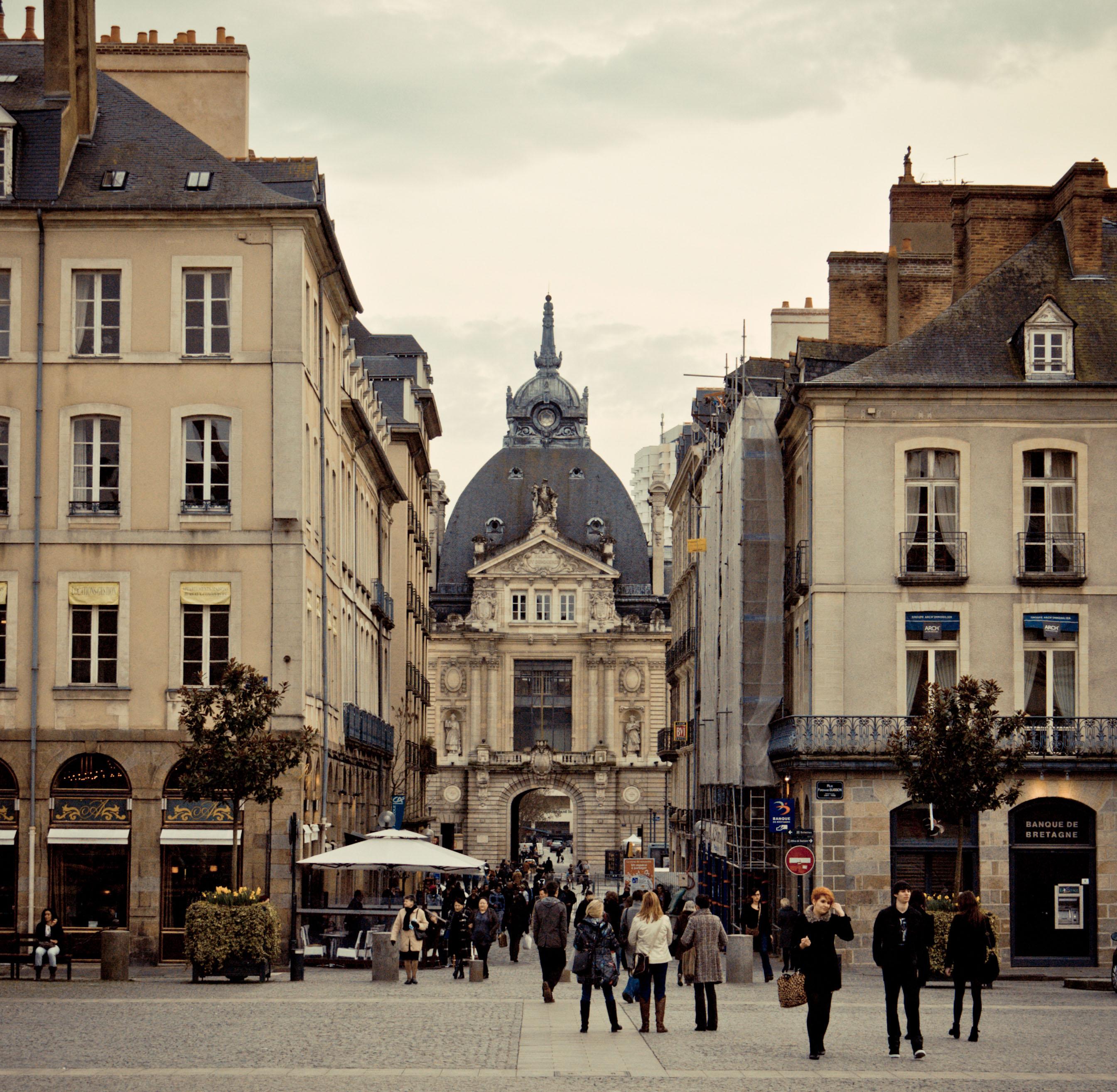 La Maison En Ville Formulaire Rennes