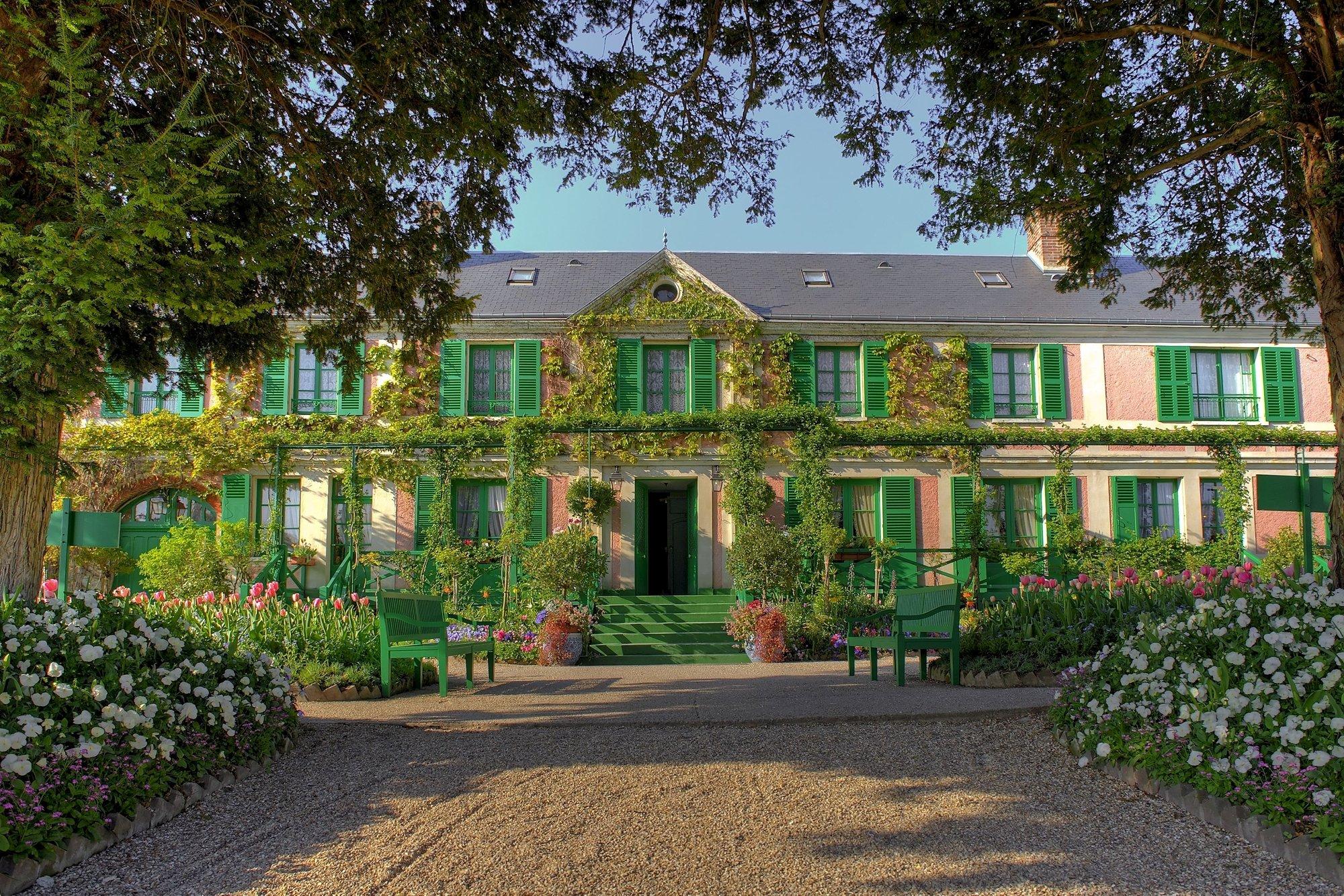 Giverny sur les pas de Monet Détours en France