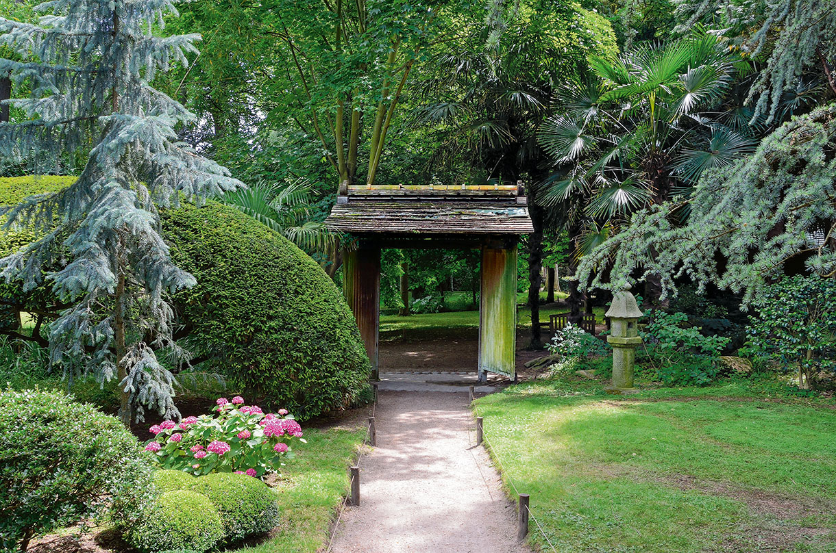 Jardin d 39 albert kahn le havre d 39 un citoyen du monde d tours en france - Restaurant jardin albert kahn ...