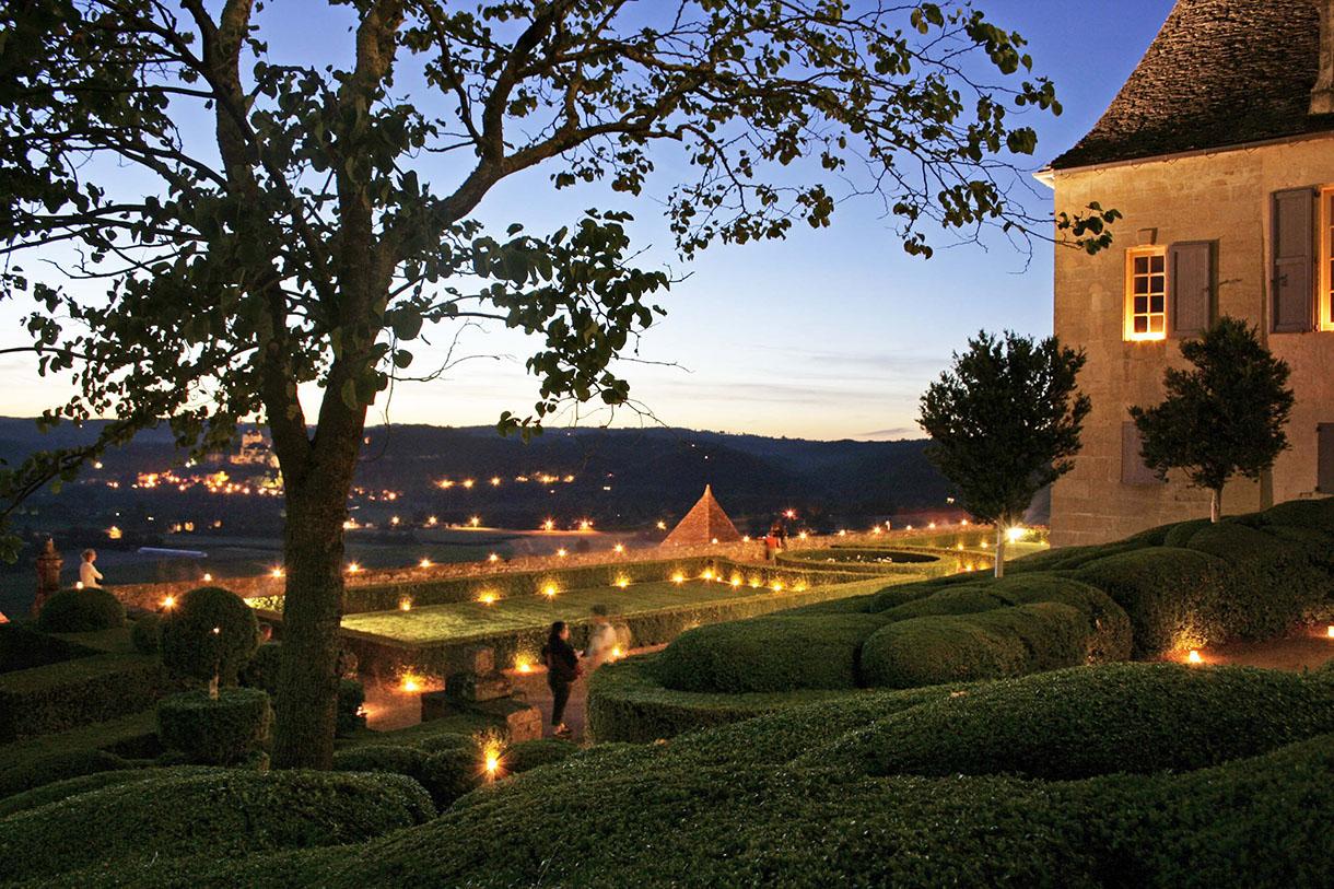 Les jardins suspendus de marqueyssac dordogne for Jardin frances