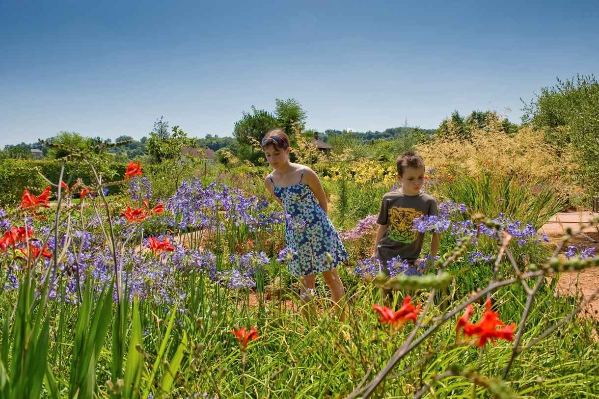 Les plus beaux jardins du limousin d tours en france for Les jardins en france