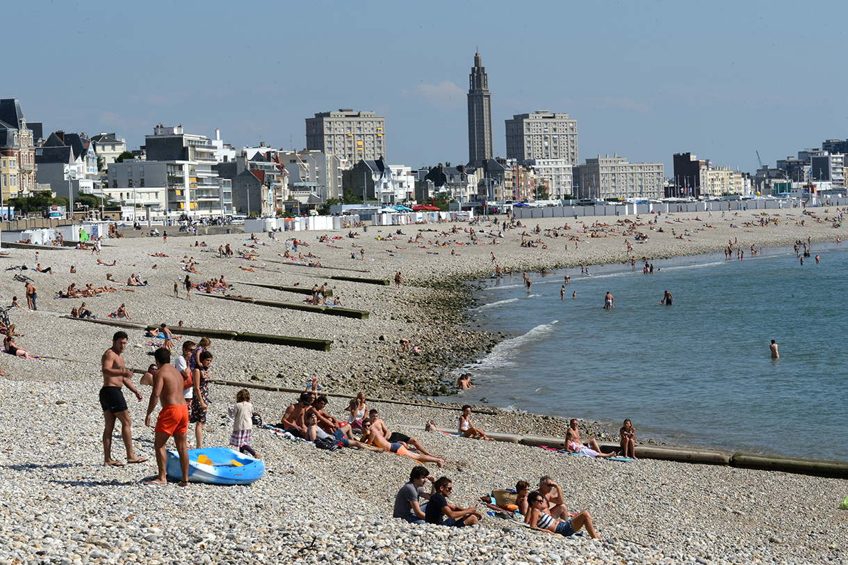 Visiter le havre c t mer d tours en france for Porte vue carrefour