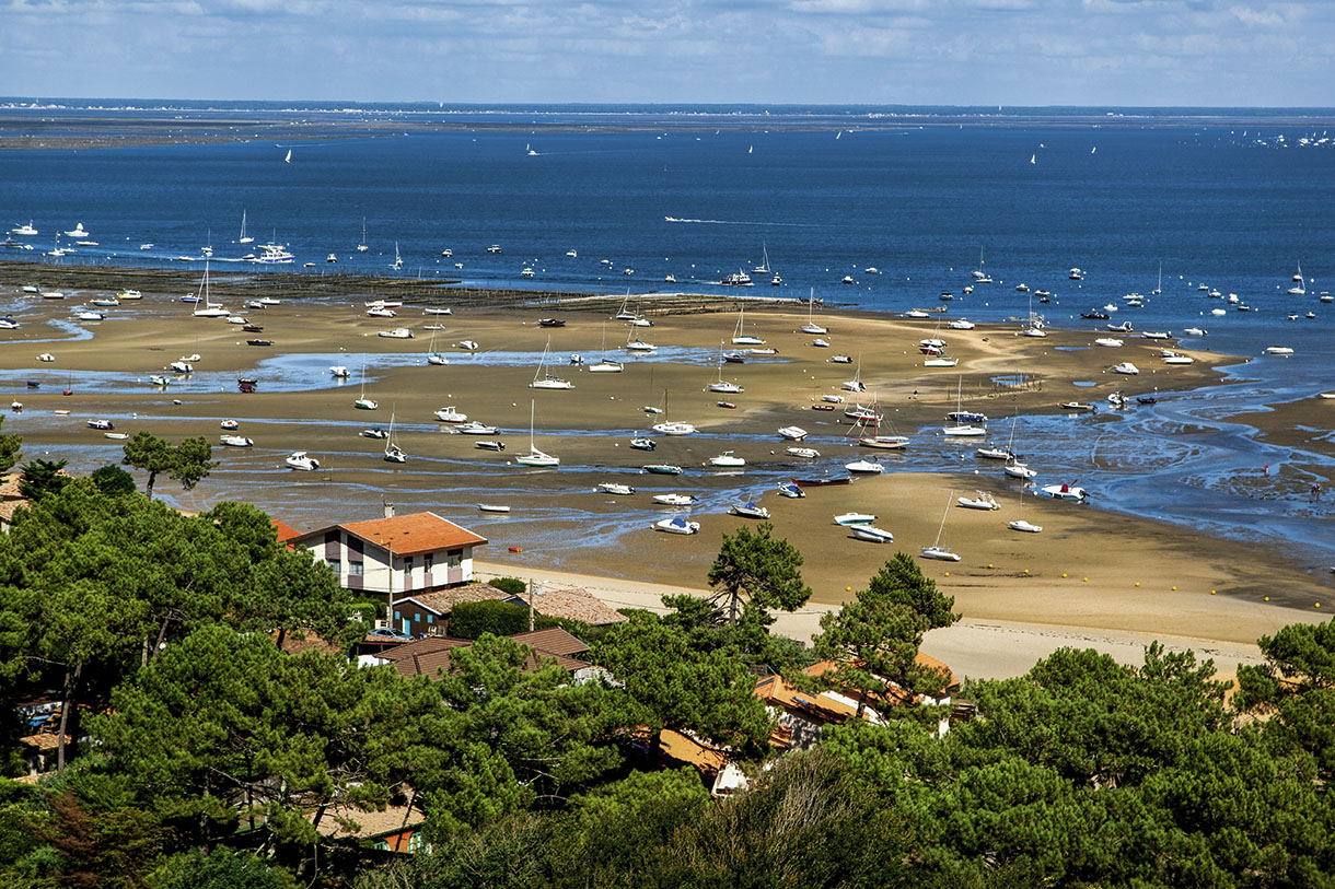 Le cap ferret une vasion 4 toiles d tours en france - Office du tourisme de lege cap ferret ...