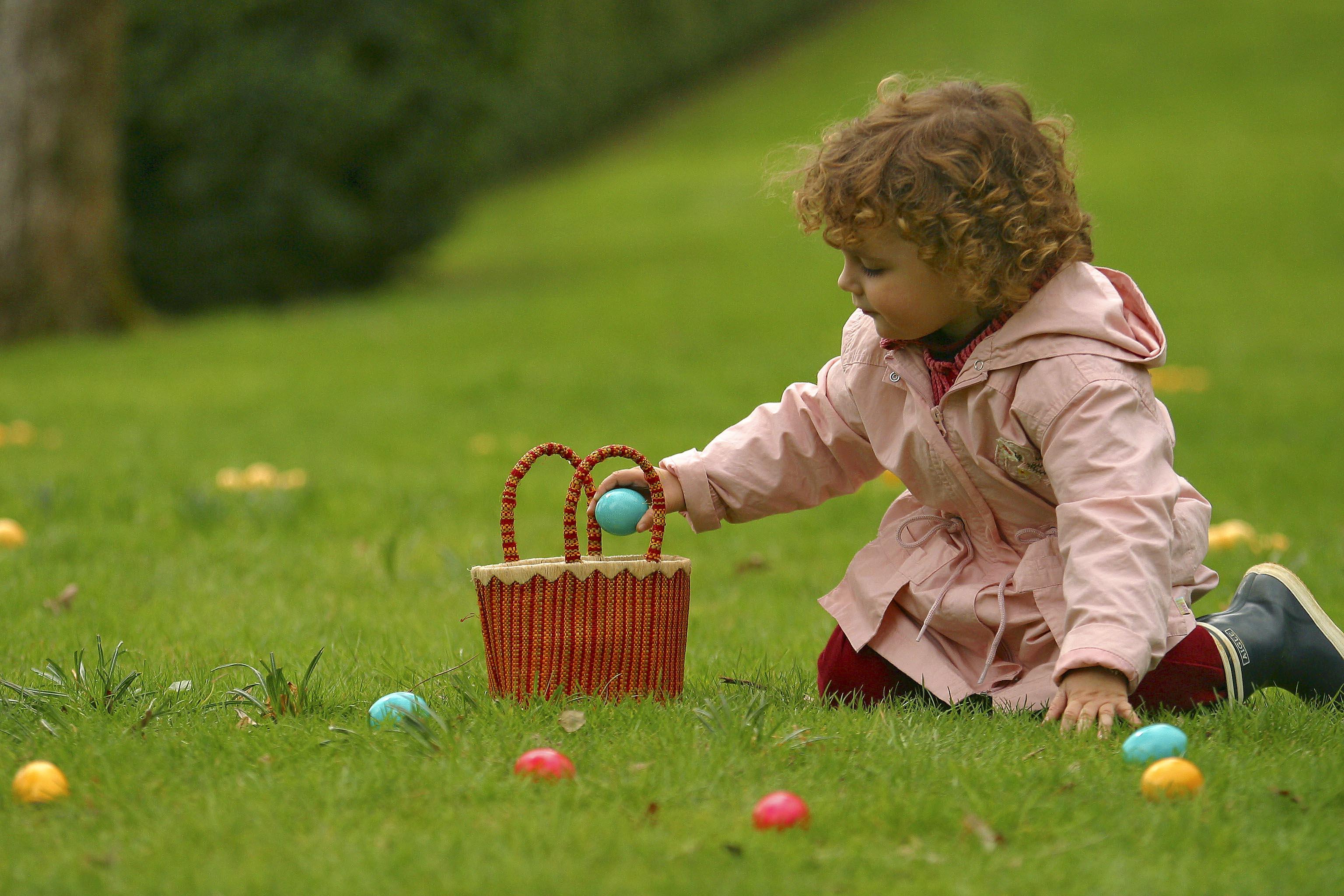 Activit paques chasse aux ufs de paques actus - Quand ramasser les oeufs de paques ...