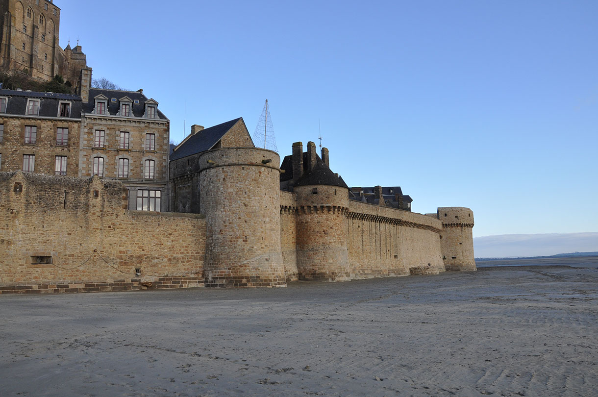 4 bonnes raisons d 39 aller au mont saint michel en 2015 for Au jardin st michel pontorson france