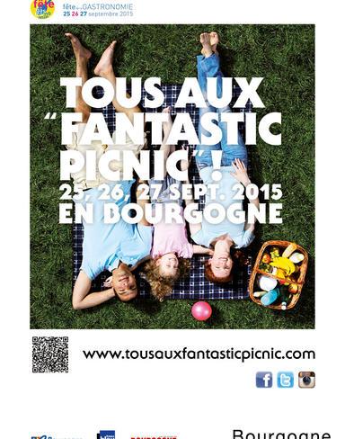 Fantastic picnic Bourgogne