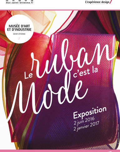 LE RUBAN - MUSEE ST ETIENNE