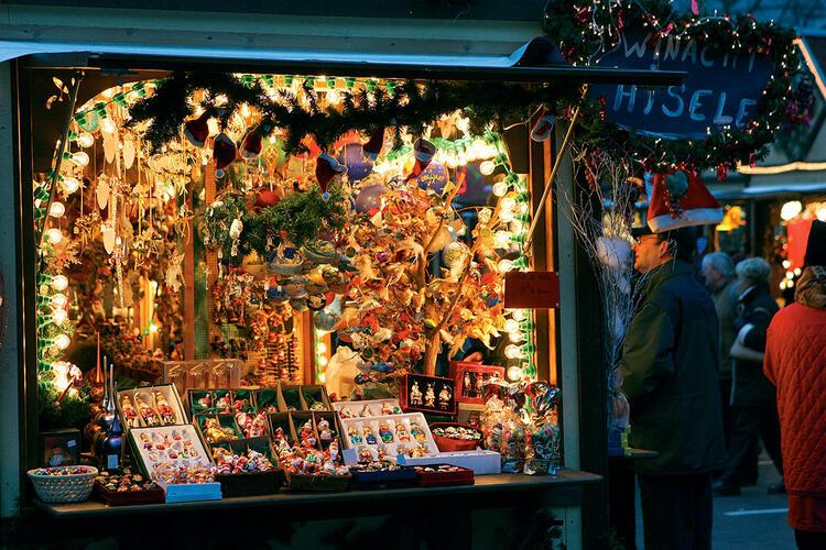 Les Plus Beaux Marches De Noel De France 2019 Detours En