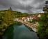 La ViaRhôna à Chanaz (Savoie)