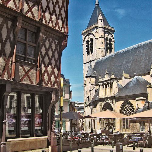 Cathédrale Notre-Dame de Bourges