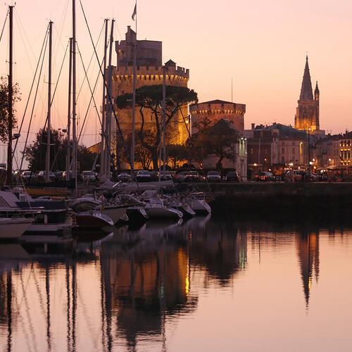 Bassin à flots de La Rochelle