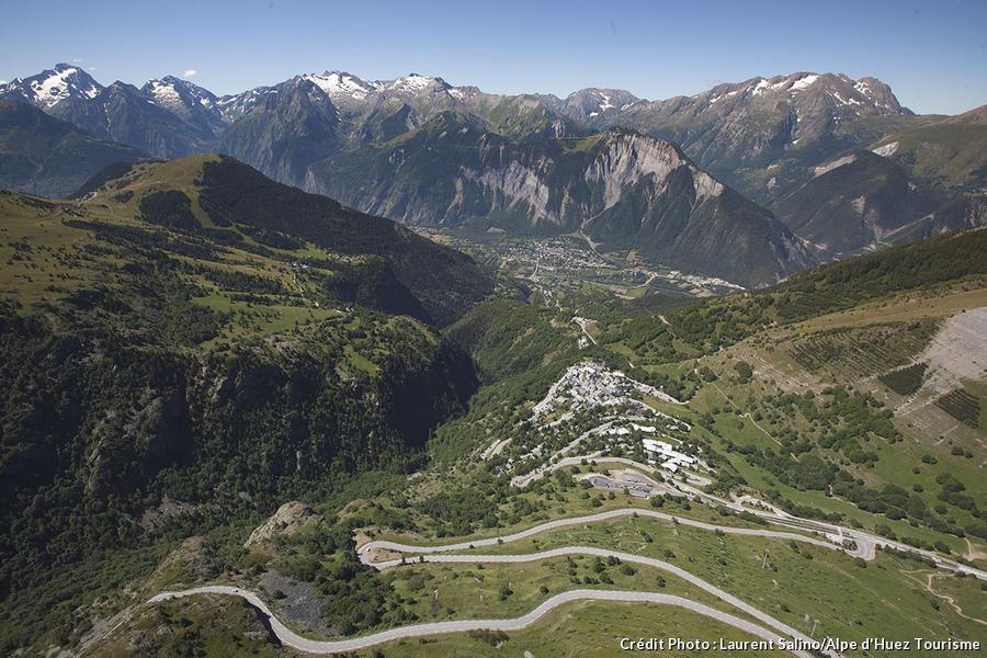 21 virages Alpe d'Huez 3
