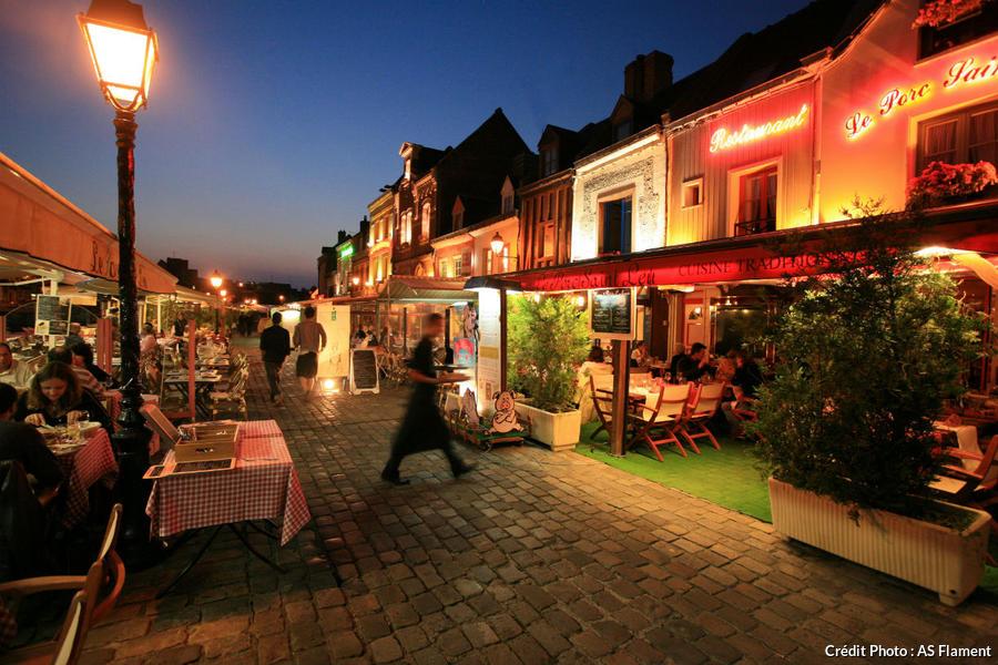 Restaurants d'Amiens