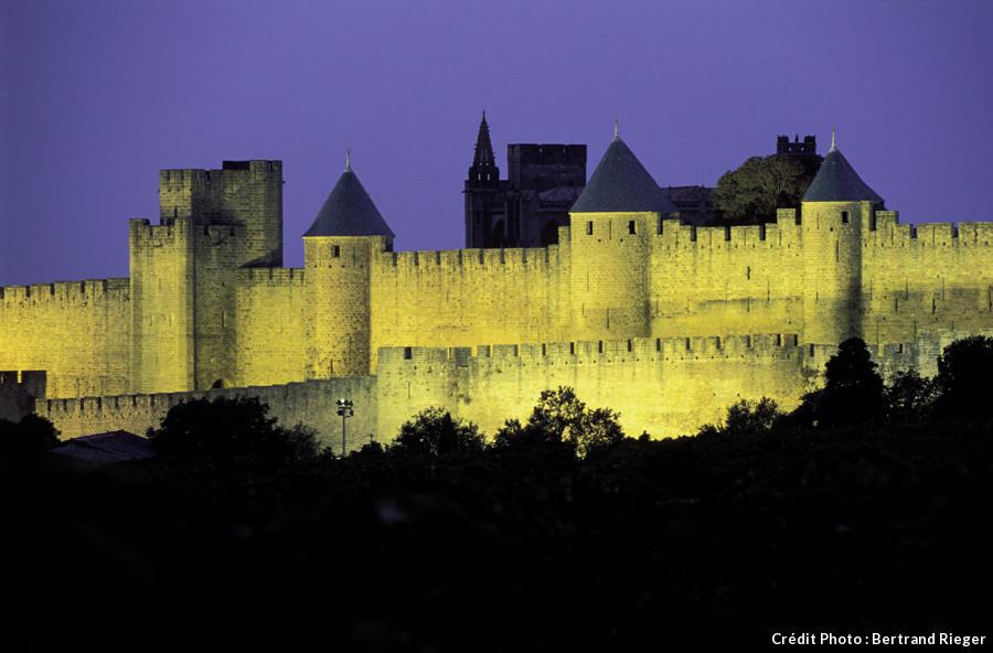 Châteaux forts de Carcassonne