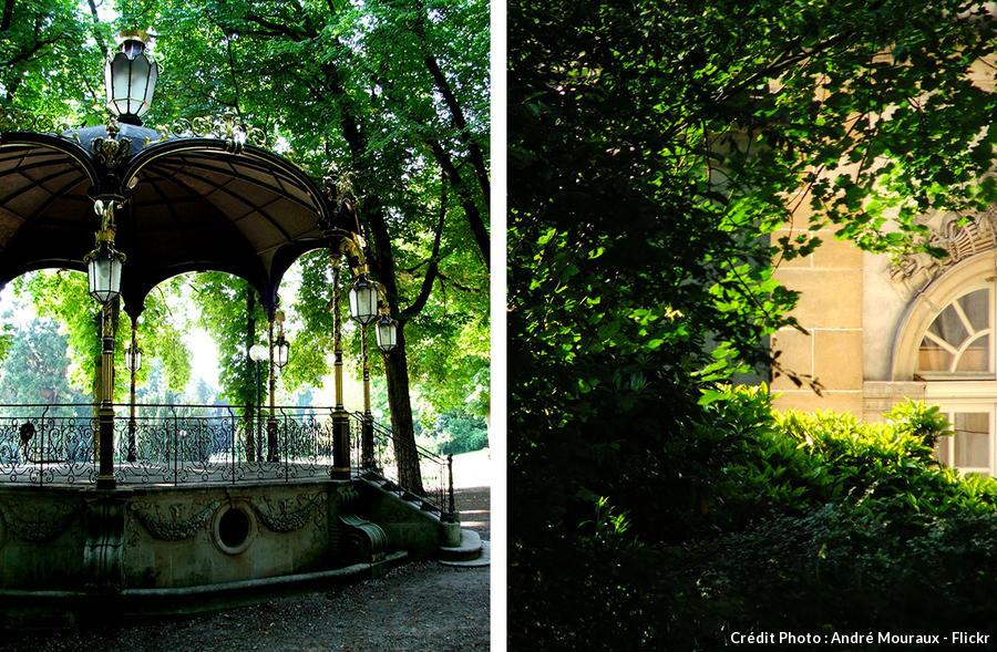 Parc de la Pépinière - Nancy