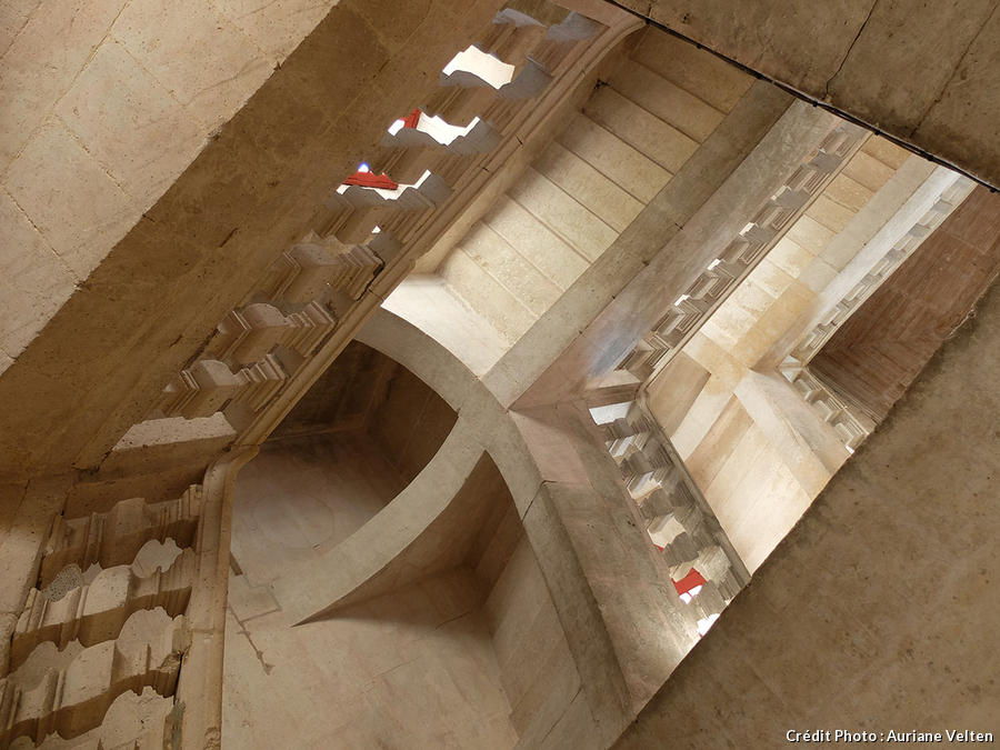 escalier vauban