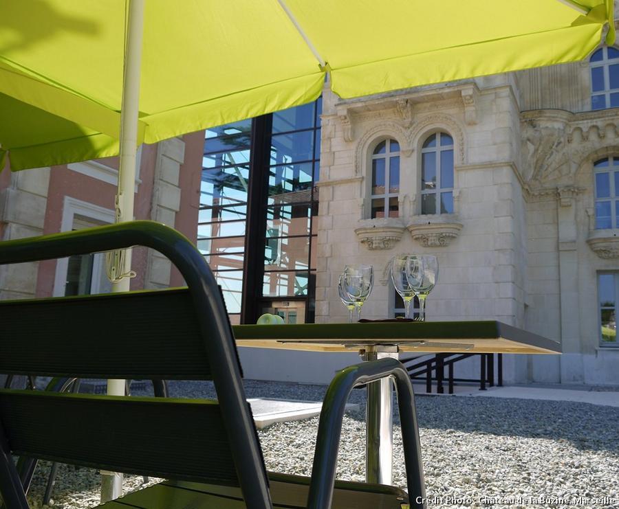 un brunch au Château de la Buzine, à Marseille