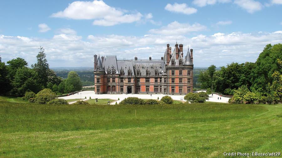 Les bonnes adresses bretonnes de pascal jaouen d tours for Circuit jardins anglais