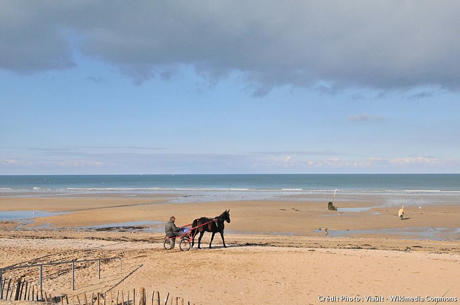 Plage d'Hermanville-sur-mer