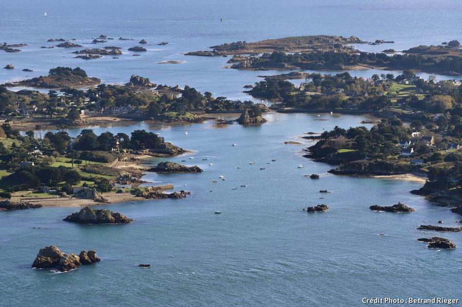 Petites îles