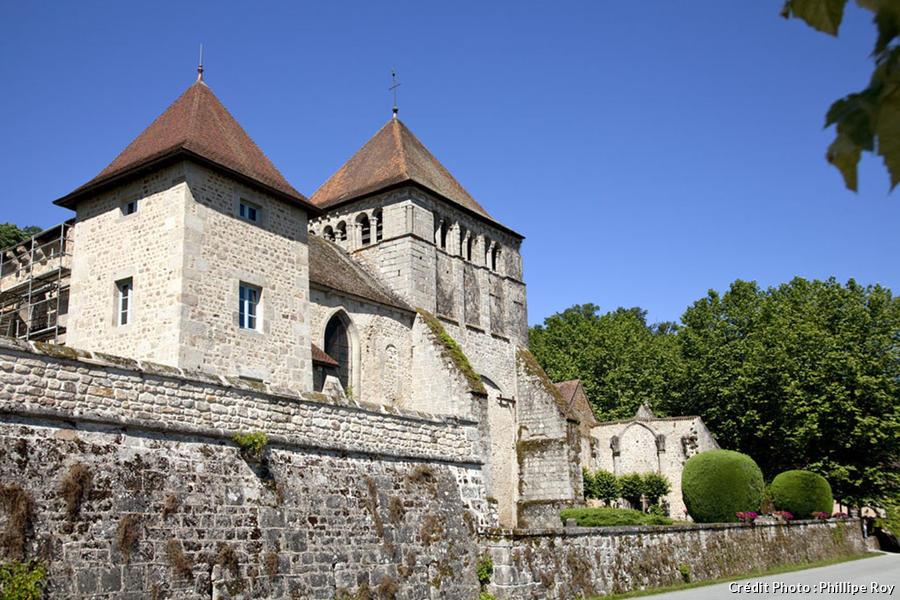 Abbaye de Moutier d'Ahun