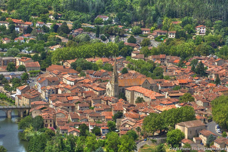 Panorama du village