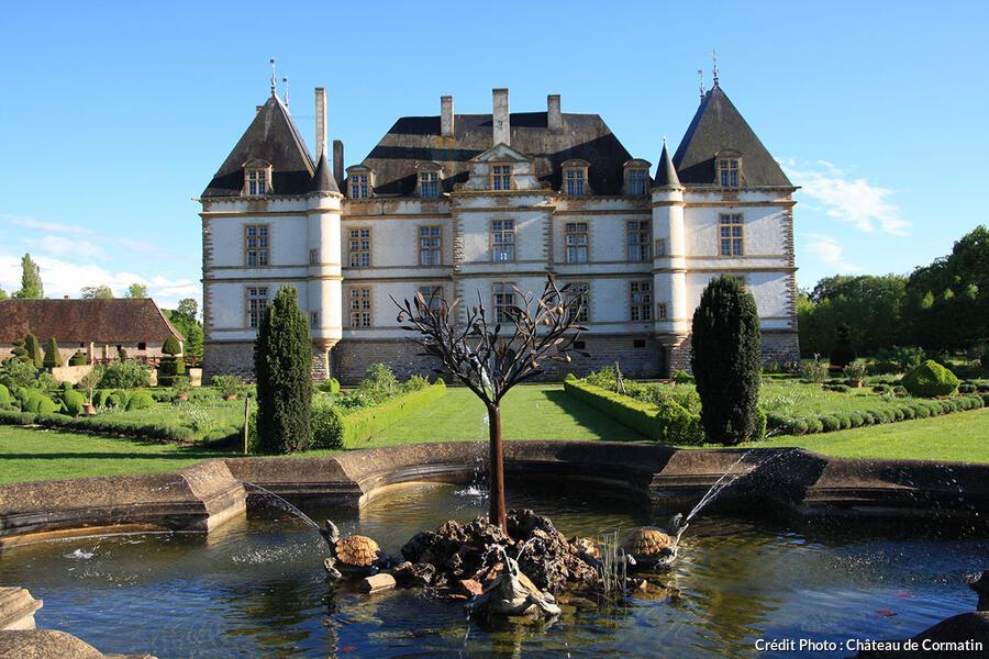 Le chateau de Cormatin