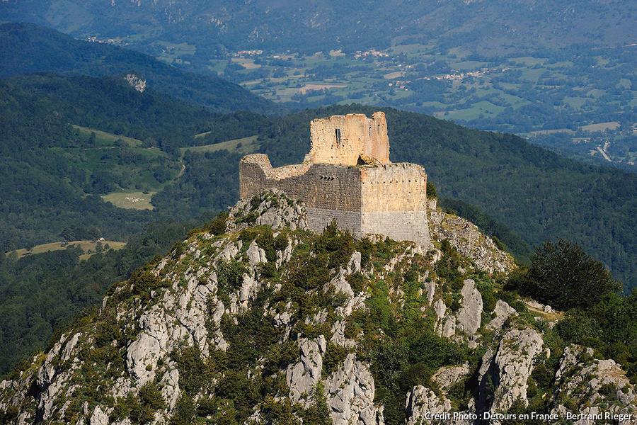 Château cathare de Montségur