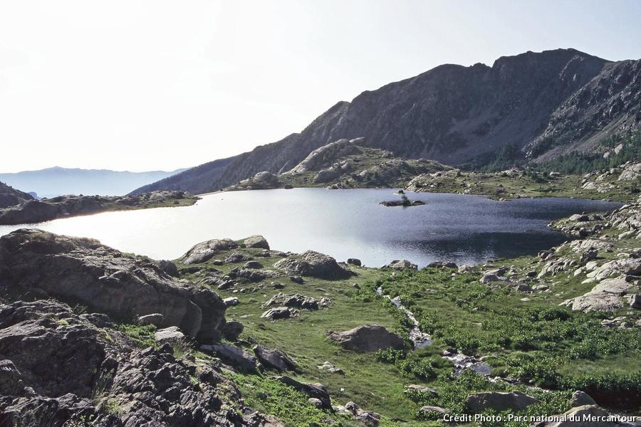 le lac Fourca
