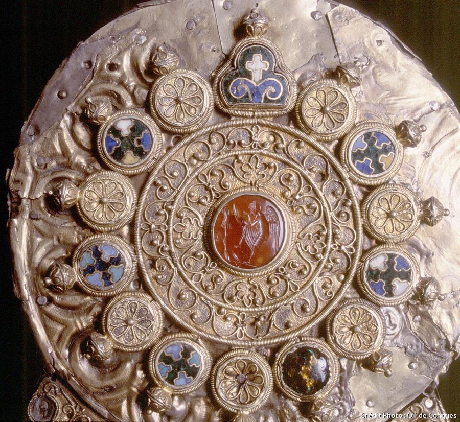 Assiette de Charlemagne