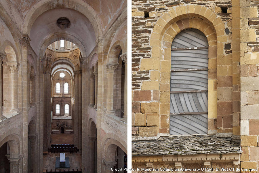 Conques ( Aveyron) | Pèlerin