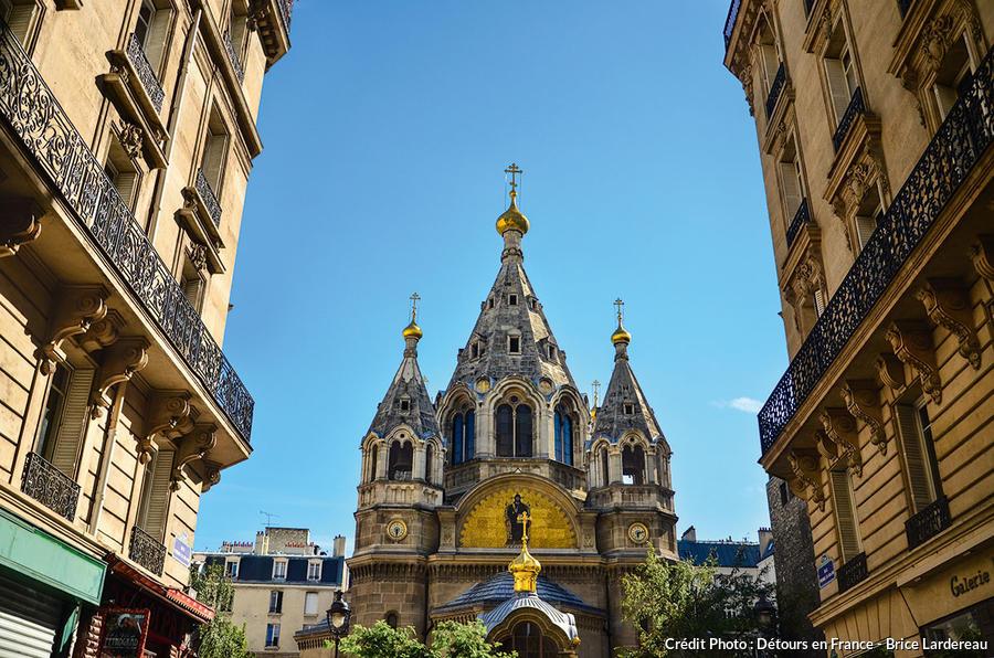 Cathédrale russe de Paris
