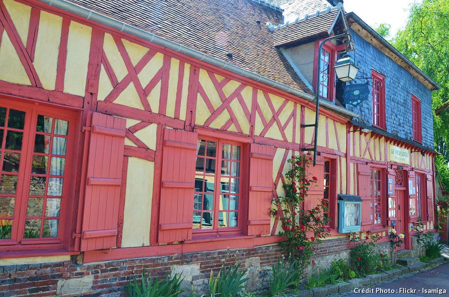 Rue du Logis-du-Roy
