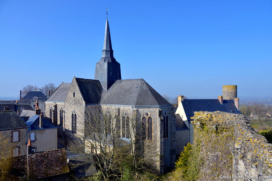 Eglise de Sainte-Suzanne