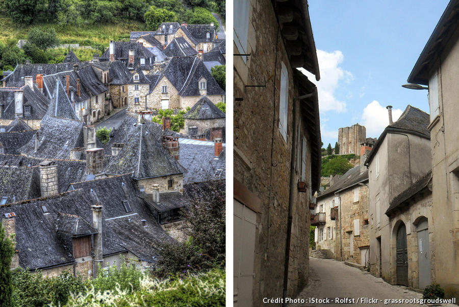 Architecture du bourg