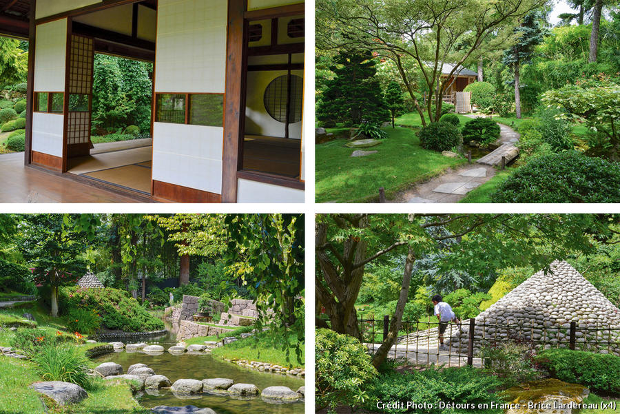Fleurs et plantes jardin d 39 albert kahn le havre d 39 un citoyen du monde frawsy - Jardin japonais le havre ...