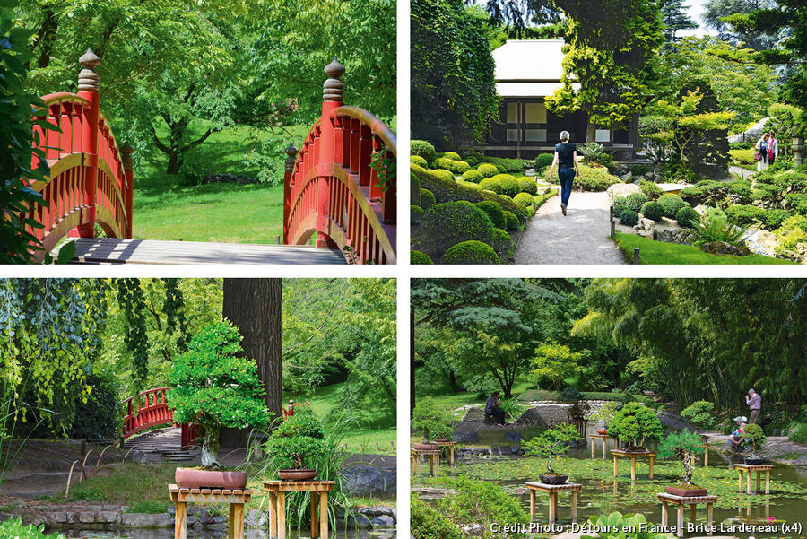 Les jardins d 39 albert kahn au havre - Jardin japonais le havre ...