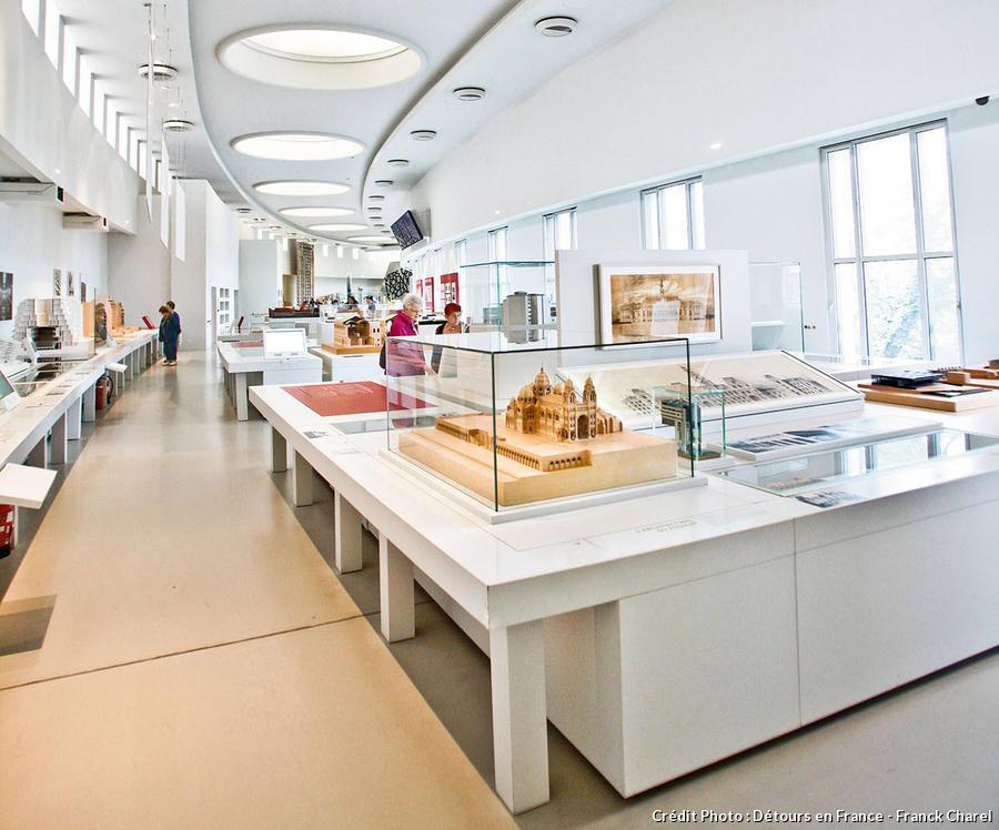 Galerie architecture