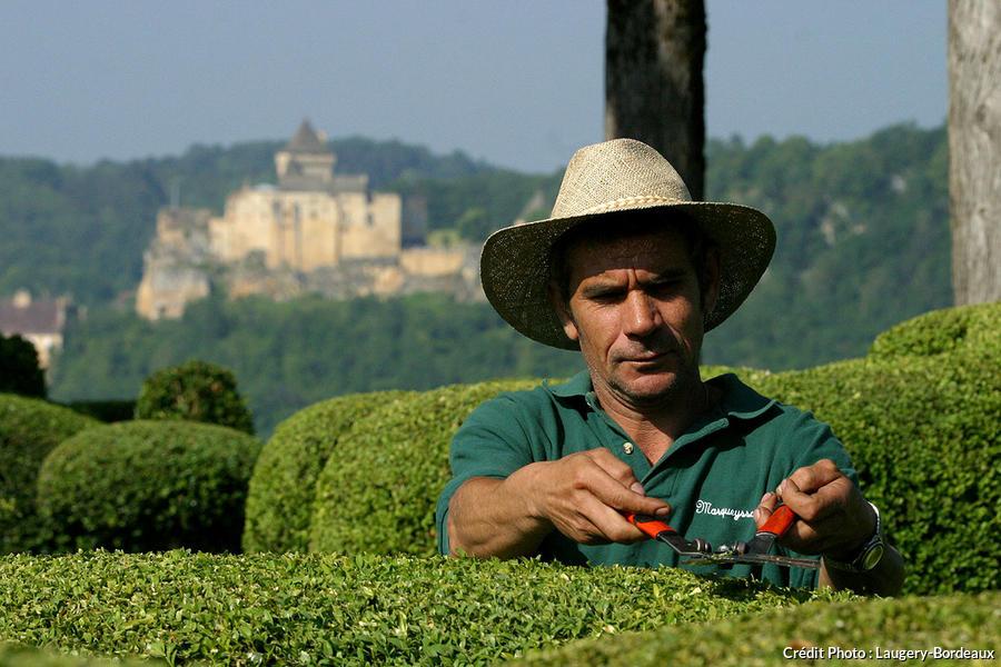 Les jardins suspendus de marqueyssac dordogne for Jardins de jardiniers
