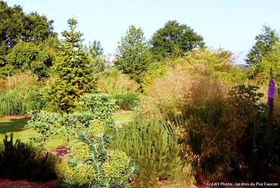 Jardin du Puy Faucon