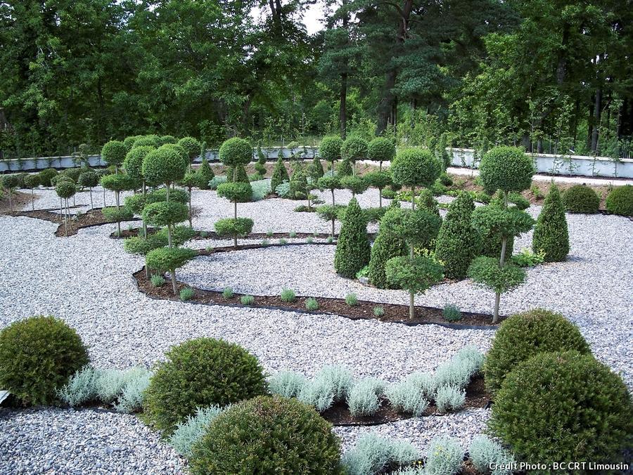 Les plus beaux jardins du Limousin - Détours en France