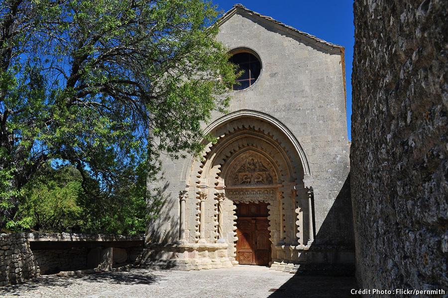 monastere de ganagobie