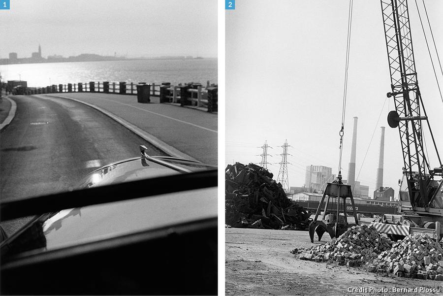 Le Havre photos de Bernard Plossu