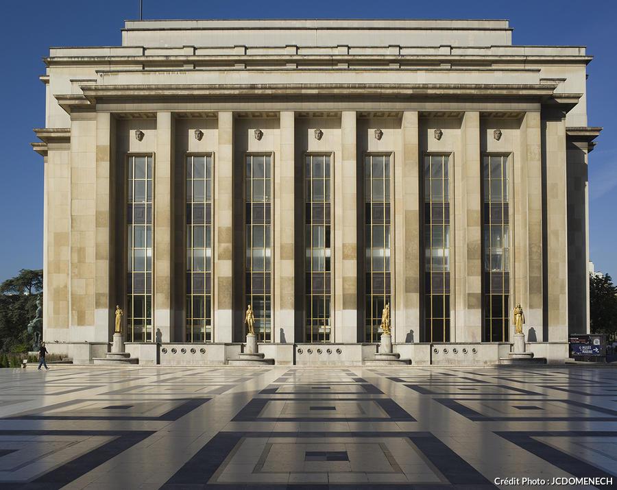 Pavillon de tête du Musée de l'Homme