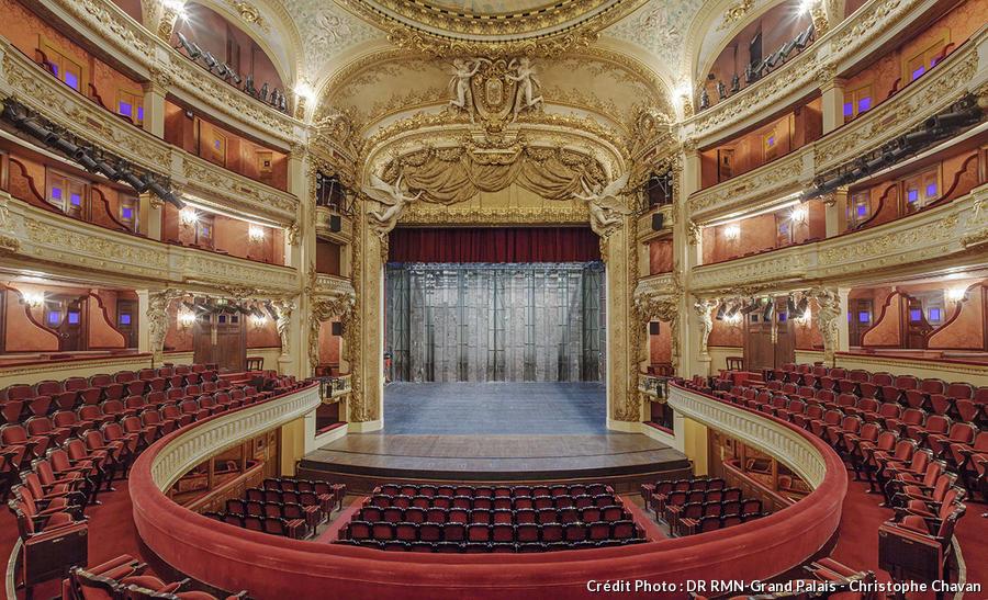 Salle de l'opéra-comique