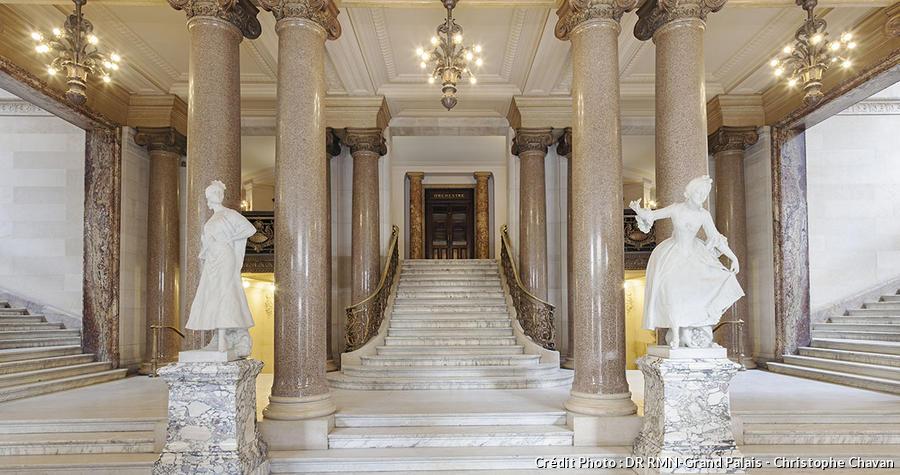 Vestibule Opéra Comique