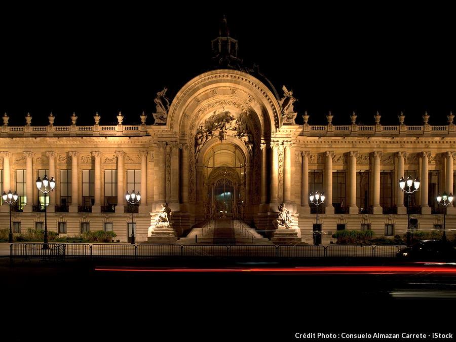 Le Petit Palais, l'un des monuments de Paris les plus connus