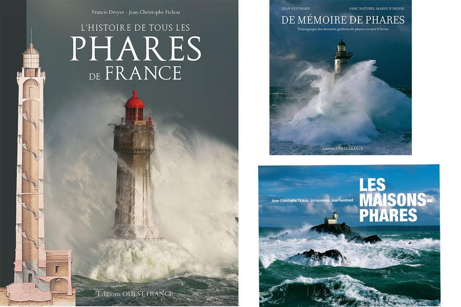 Livres sur les phares de France