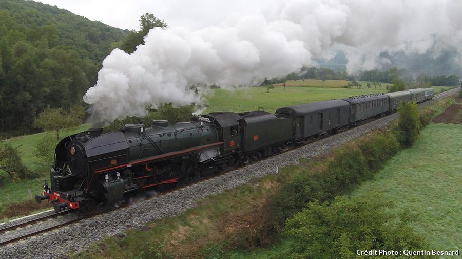 Les 15 trains les plus pittoresques de france - Nettoyeurs de sols et vapeur ...