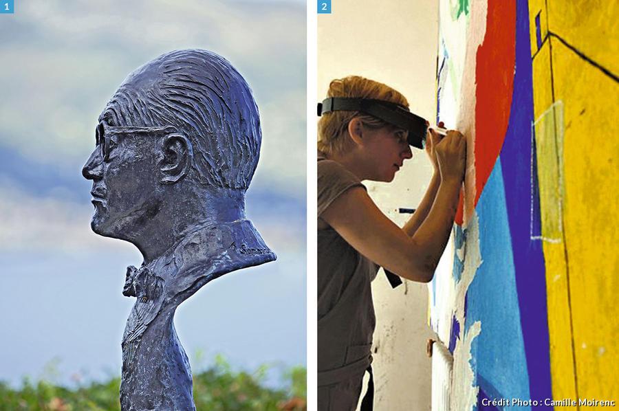 Le Corbusier cap Martin